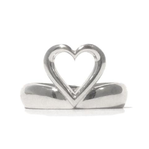 Swanyheart-ring