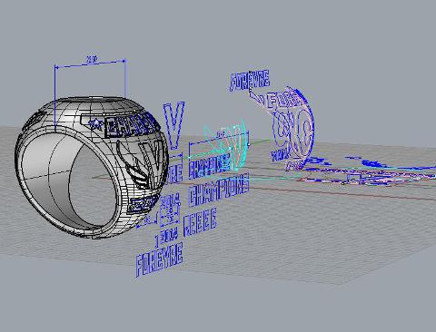 Gリング製作中16の画像