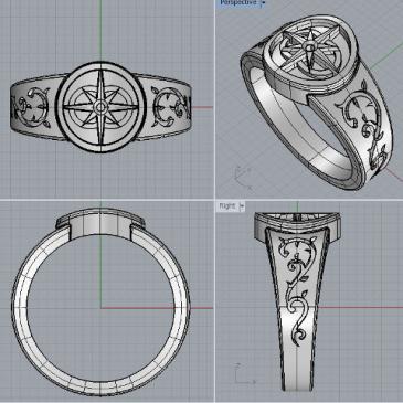 LOVE STAR Ring