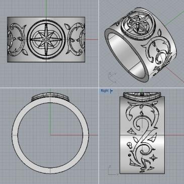LOVE LOCK ring2